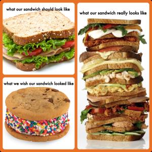 Sanctification Sandwich