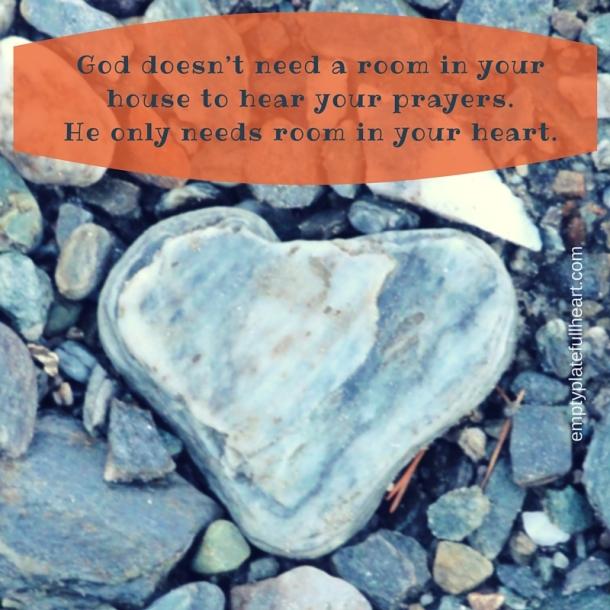 prayer.room in your heart