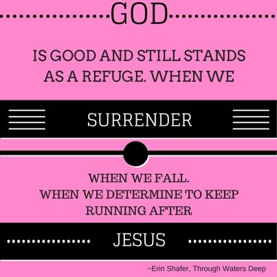 RUN AFTER JESUS