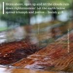 The Rain KeepsFalling