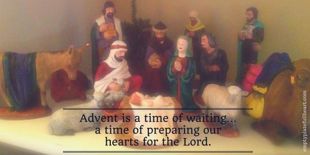 Advent Manger
