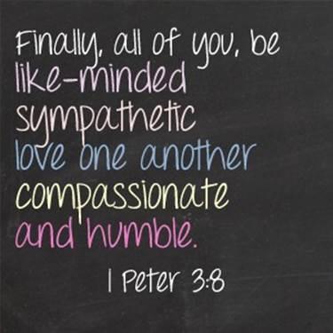 1 Peter 3-8