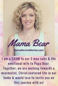 MamaBear Jessica VanSumeren
