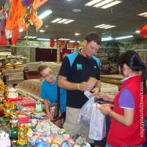 Silk Market Beijing 2010