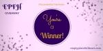 #SurprisedByTheHealer Giveaway Winners!