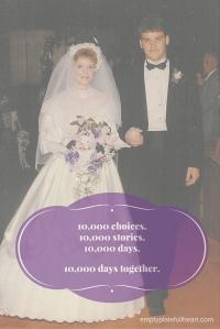 10000 Days Together